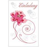 """Susy Card Einladungskarten - Allgemein """"Blumenranke"""""""