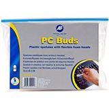 (€0,40*/1L) AF International PC Buds schwer zugängliche Stellen / Slots / Tastatur Reinigungsstäbchen 25 Stück (PCB025)
