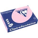 Clairalfa Multifunktionspapier Troph'e, A4, 160 g/qm, rosa