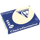 Clairalfa Multifunktionspapier Troph'e, A4, 160 g/qm, sand