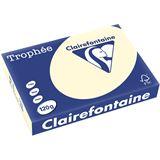 Clairalfa Universal-Papier Troph'e, A4, 120 g/qm, sand