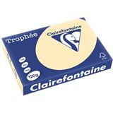 Clairalfa Universal-Papier Troph'e, A4, 120 g/qm, chamois