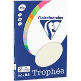 Clairalfa Universal-Papier Troph'e, A4, Pastell-Farben 5x 20Bl.