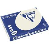 Clairalfa Universal-Papier Troph'e, A4, 120 g/qm, grau