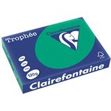 Clairalfa Universal-Papier Troph'e, A4, 120 g/qm, tannengrün