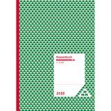 RNK Verlag Kassenbuch, DIN A4, mit Umsatzsteuererfassung, SD