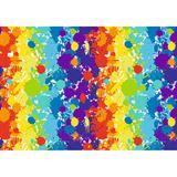 """Susy Card Geschenkpapier """"Rainbow"""", auf Rolle 10m"""