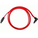 (€5,27*/1m) 0.75m InLine SATA 6Gb/s Anschlusskabel SATA Stecker auf SATA Stecker Rot/Schwarz
