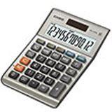Casio Tischrechner MS-120 BM, Solar-/ Batteriebetrieb