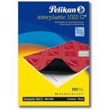 Pelikan Kohlepapier interplastic 1022 G, DIN A4, 10 Blatt
