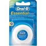 Oral-B Braun Zahnseide Essentialfloss, 50 m, Minzgeschmack