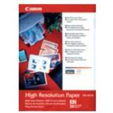 Canon High Resolution Fotopapier 29.7x21 cm (200 Blatt)