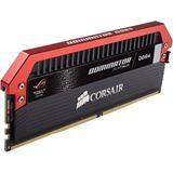 16GB Corsair Dominator Platinum ROG DDR4-3200 DIMM CL16 Quad Kit
