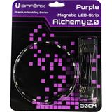 BitFenix Alchemy 2.0 Magnetic LED-Strip 60cm 30 LEDs violett