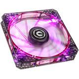 BitFenix Spectre Pro lila LED 140x140x25mm 1200 U/min 22.8 dB(A)