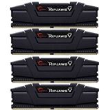64GB G.Skill RipJaws V schwarz DDR4-3400 DIMM CL16 Quad Kit