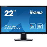"""22"""" (55,88cm) iiyama ProLite E2282HV-B1 schwarz 1920x1080 1xVGA"""