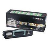 Lexmark Toner 24016SE Schwarz