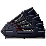 32GB G.Skill RipJaws V schwarz DDR4-3333 DIMM CL16 Quad Kit