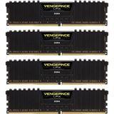 64GB Corsair Vengeance LPX schwarz DDR4-3000 DIMM CL15 Quad Kit