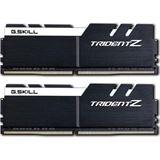 16GB G.Skill Trident Z schwarz/weiß DDR4-3333 DIMM CL16 Dual Kit