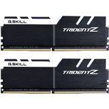 16GB G.Skill Trident Z schwarz/weiß DDR4-3200 DIMM CL14 Dual Kit