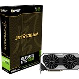 6GB Palit GeForce GTX 1060 JetStream Aktiv PCIe 3.0 x16 (Retail)
