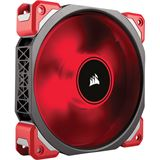 Corsair ML120 Pro rote LED 120x120x25mm 400-2000 U/min 16-37dB(A)