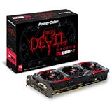 8GB PowerColor Radeon RX 480 Red Devil Aktiv PCIe 3.0 x16 (Retail)