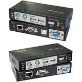 Lindy Ca5 KVM Extend Combo mit KVM Switches USB-PS/2 VGA bis 300m