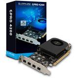 4GB Sapphire GPRO 4200 Aktiv PCIe 3.0 x16 (Retail)
