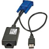 Lindy CAM USB & VGA für CATxx-IP KVM USB Cat. 5 Computer Modul