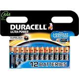 Duracell Ultra Power LR03 Alkaline AAA Micro Batterie 1.5 V 12er Pack