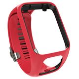 TomTom Exchange Bracelet rot schmal