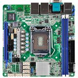 ASRock E3C232D2I Intel C232 So.1151 Dual Channel DDR4 Mini-ITX Retail