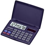 Casio Computer Taschenrechner SL-160 VER, Solar-/ Batteriebetrieb