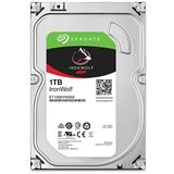 "1000GB Seagate IronWolf ST1000VN002 64MB 3.5"" (8.9cm) SATA 6Gb/s"