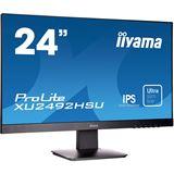 "23,8"" (60,47cm) iiyama ProLite XU2492HSU-B1 schwarz 1920x1080"