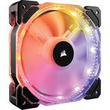 Corsair HD120 RGB LED mit Controller 120x120x25mm 800-1725 U/min