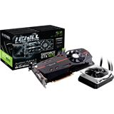 8GB Inno3D GeForce GTX 1070 iChill Black Edition Hybrid PCIe 3.0 x16