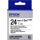 Epson Cartridge LK6WB2 MAGNETIC BLK/