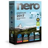Nero 2017 Platinum 32 Bit Deutsch Brennprogramm Vollversion PC (CD)