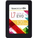 "120GB TeamGroup L7 EVO 2.5"" (6.4cm) SATA 6Gb/s TLC Toggle"
