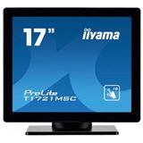 "17"" (43,18cm) iiyama ProLite T1721MSC-B1 schwarz 1280x1024 1xDVI"