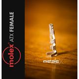 MDPC-X ATX-Crimpkontakt Female 10 Stück