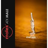 MDPC-X ATX-Crimpkontakt Male 10 Stück