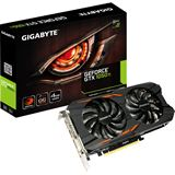 4GB Gigabyte GeForce GTX 1050 Ti Windforce OC 4G Aktiv PCIe 3.0 x16 (Retail)