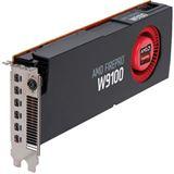 2GB AMD FirePro W9100 Aktiv PCIe 3.0 x16 (Retail)
