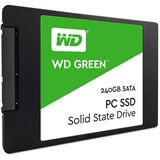 "240GB WD Green 2.5"" (6.4cm) SATA 6Gb/s TLC Toggle (WDS240G1G0A)"