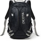 "Dicota Backpack Active 14-15.6"" schwarz"